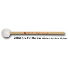 Chalklin Med/Hard Poly Ragtime Xylo mallets