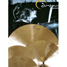 """Ignition Series 3 Piece Cymbal Pack - 14""""/16""""/20"""""""