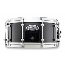 Grover Pro G1 14 x 5 inch Concert Snare Drum - Ebony