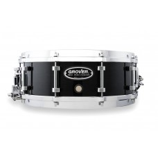 Grover Pro G3T 14 x 5 inch Concert Snare Drum - Ebony