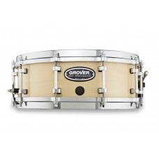 Grover Pro G1 14 x 5 inch Concert Snare Drum - Natural